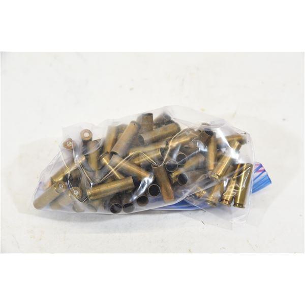 Fired .30 Carbine Brass
