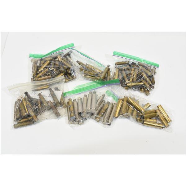 Bag Lot Assorted Brass