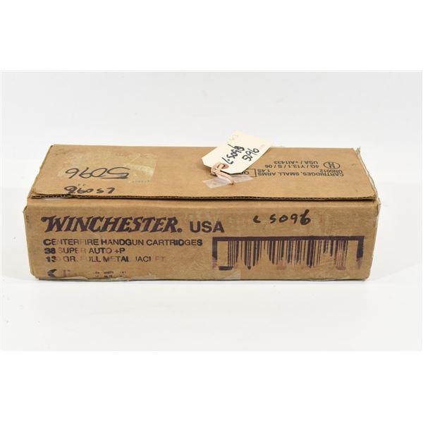 Winchester .38 Super