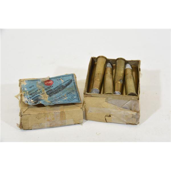 Vintage Box 19 Rounds UMC .43 Spanish Ammunition