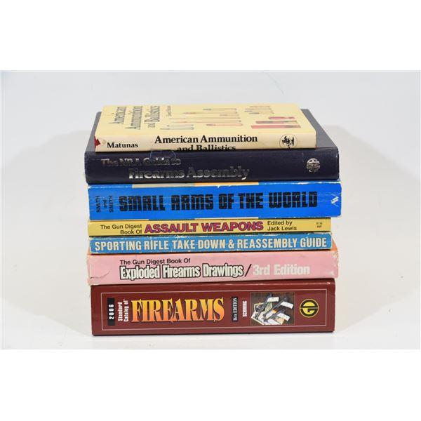 Mixed Lot Reference Manuals