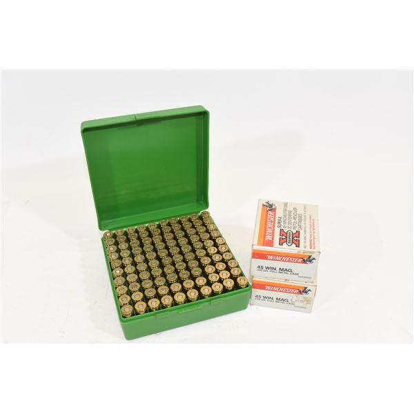 Winchester 45 Magnum