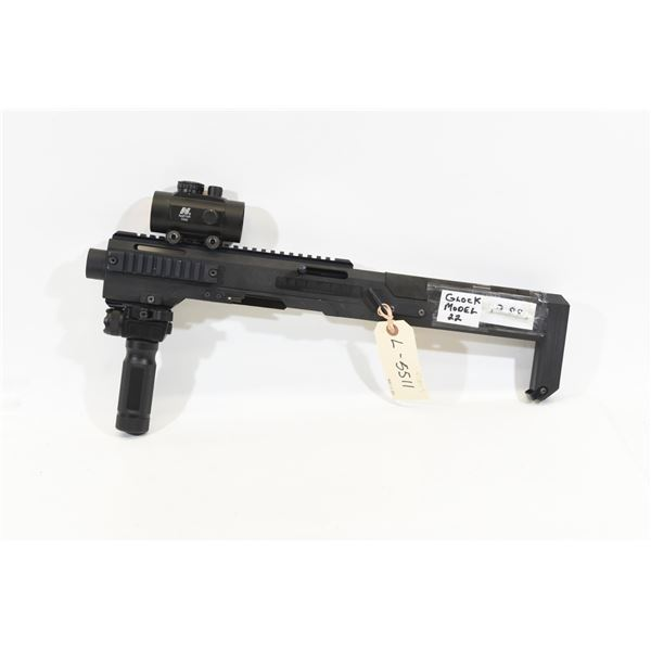 Glock Model 22 Stock