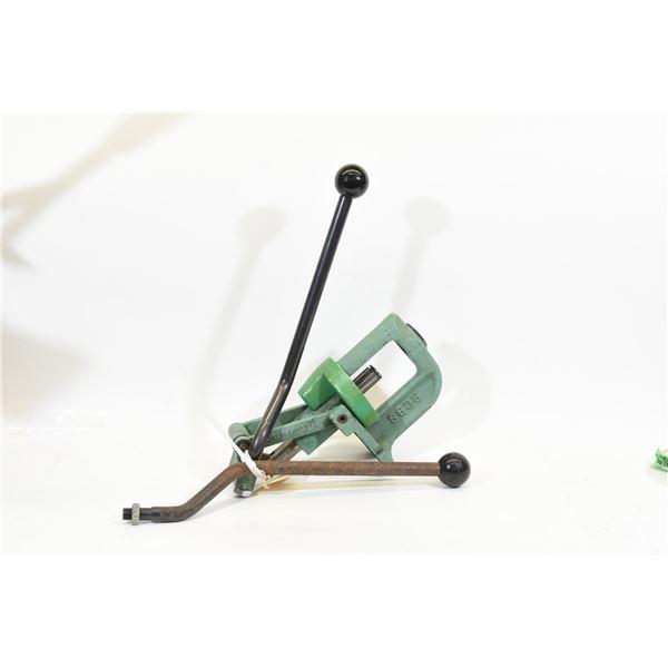 RCBS Rock Chucker Green Machine