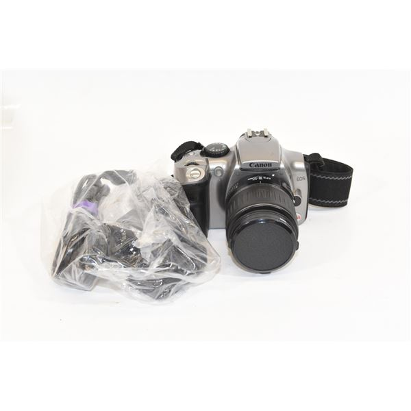Camera Canon EOS Digital Rebel Lens 18x55 EFS