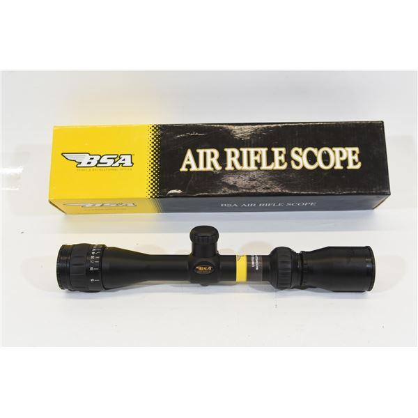 BSA Air Rifle Scope 2-7x32mm