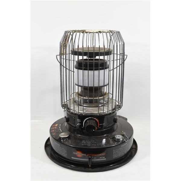 Used Toyostove Kerosene Heater DC-60
