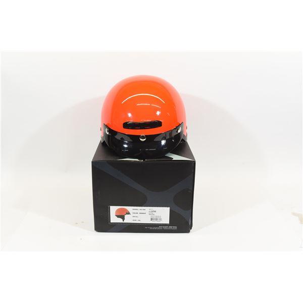 New in Box XXXL ATV Helmet Blaze Orange