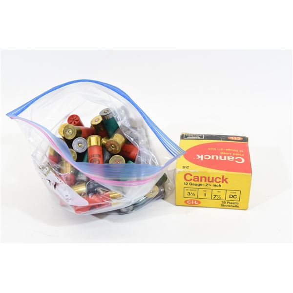 Box Assorted 12 Gauge Shells