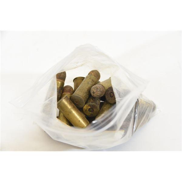 Dominion Cartridge Company 57 Snider 20 Pieces