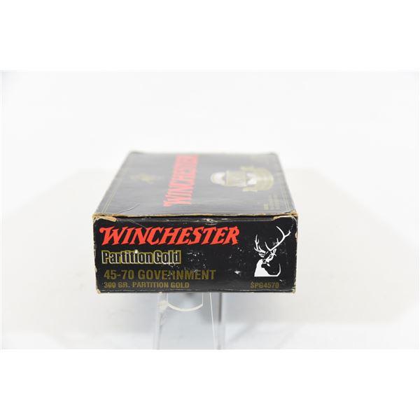 Winchester 45-70 Gov't