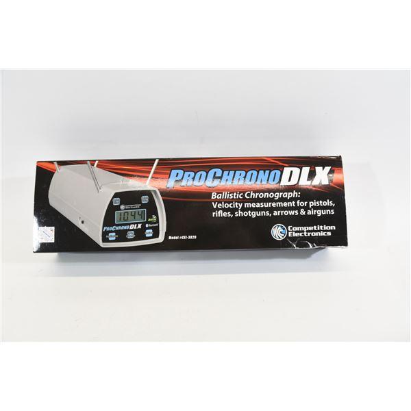 Competition Electronics Pro Chrono DLX