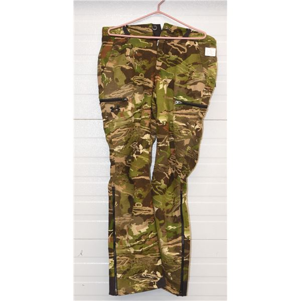 Cold Gear Heavy Camo Hunting Pants