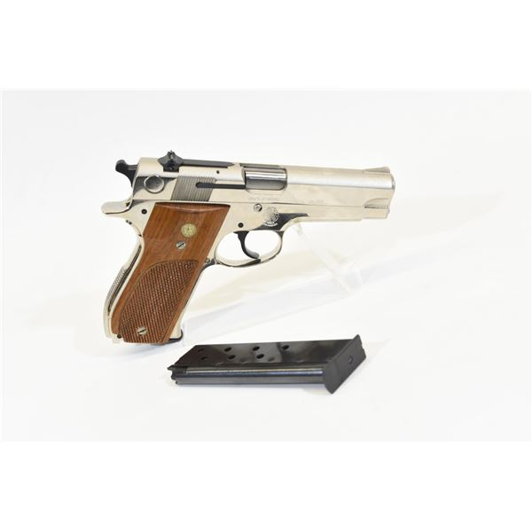 Smith & Wesson Model 39-2 Handgun