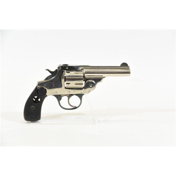Iver Johnson Cutaway Revolver