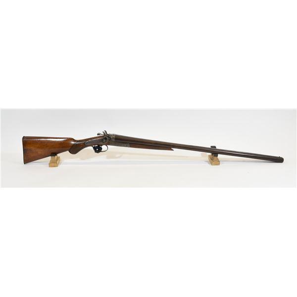 J. Manton & Co. S X S Shotgun