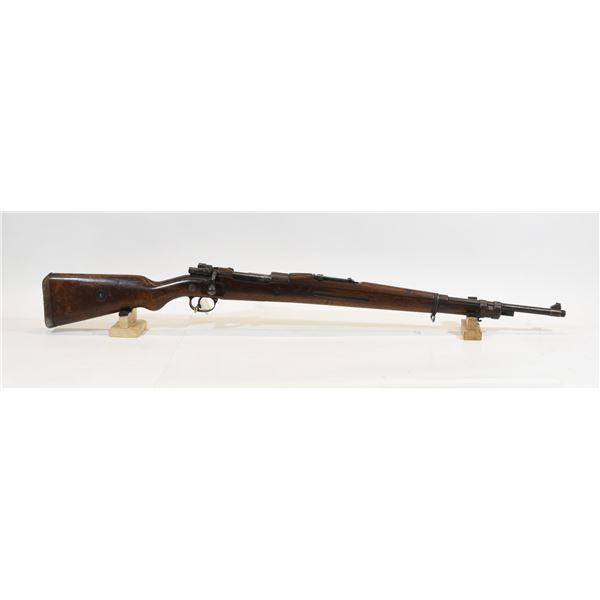 Mauser Model 1908 Brazilian Rifle