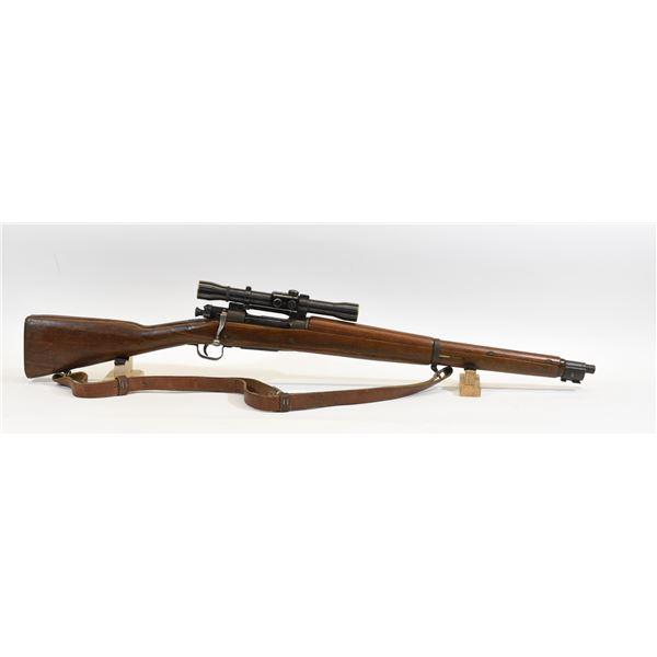 Remington 1903-A3 Sniper Configuration