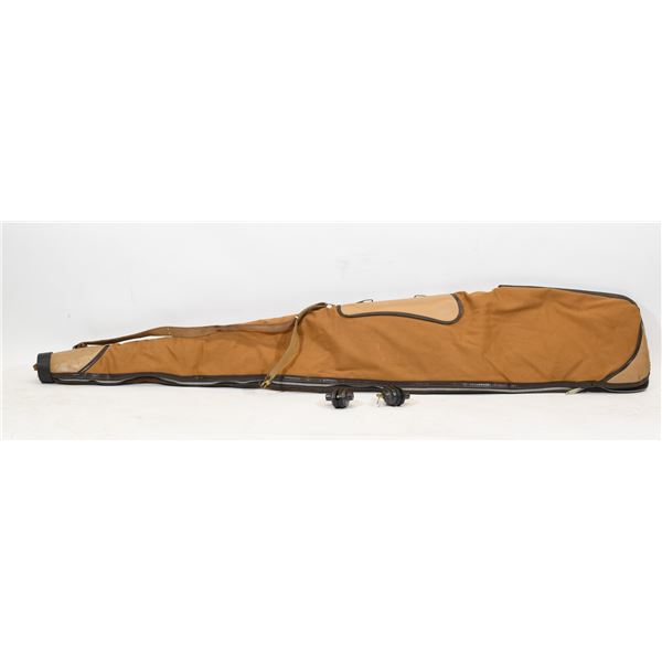 Soft Gun Case & Trigger Locks