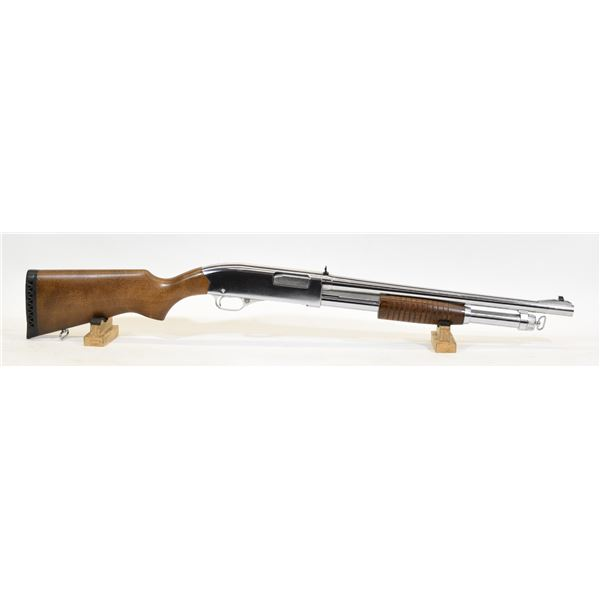 Winchester Model 1200 Stainless Marine Shotgun