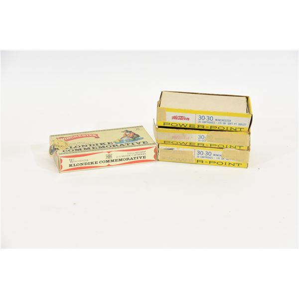 Mixed Lot 30.30 Ammunition