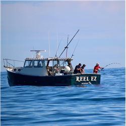 Newport Rhode Island Striper fishing for 4