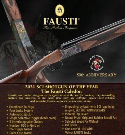 2021 SCI Shotgun of the year
