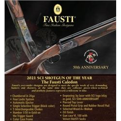 2021 SCI Shotgun of the year