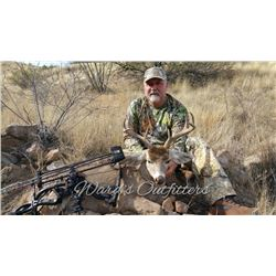 5-Day Arizona Coues Deer Hunt