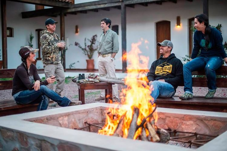 Argentina Dove hunt with Paco Riestra