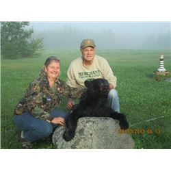 Maine Black Bear Hunt