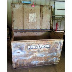 Knaack Metal Tool Box & Contents