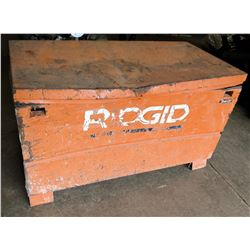 Ridgid Metal Tool Box 2048-OS & Contents
