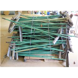 Pallet Long Industrial Rakes