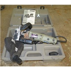 Porter Cable Electric Double Insulated Plate Joiner 557 in Hard Case