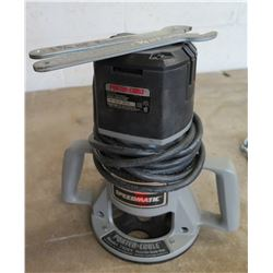 Porter Cable SpeedMatic Production Router Base 75361 & Router 75192