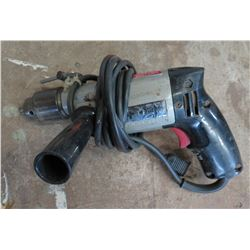 Double Insulated Corded Drill Driver