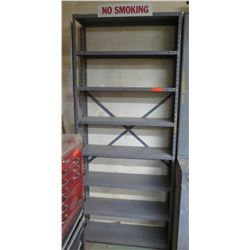Metal 7 Tier Adjustable Storage Shelf