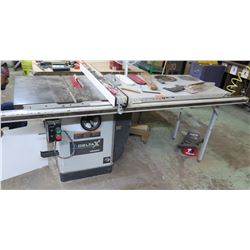 Delta X Right Tilt Unisaw 36-R31X Table Saw w/ Blades & Guides
