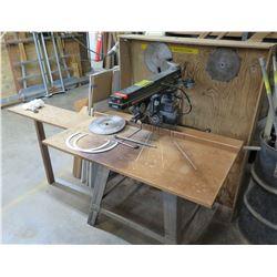 "DeWalt Contractor 7790 Radial Arm Table Saw w/ 12"" Blade"