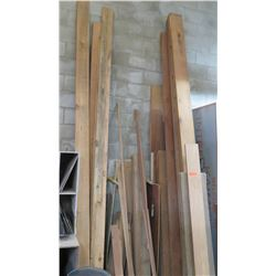 "Redwood, Mahogany, Douglas Fir: 2x4's, 1x4's, Framing, etc (147"" Longest Length)"