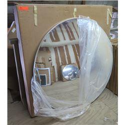 Plex-View 46  Acrylic Plastic Mirror in Box