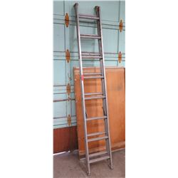 Commercial 2 Section Extension Ladder