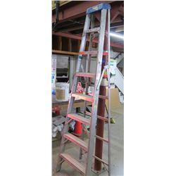 Werner Craft-Master Commercial 8' Step Ladder Model 378