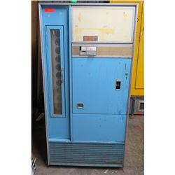 Vintage Vendorlator Soda Bottle Vending Machine (Works), Model VF110AF-4