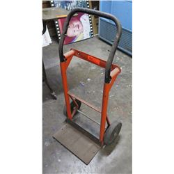 Red Hand Truck