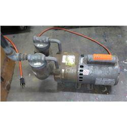 General Electric A-C Motor Model SKC47KG1533AX