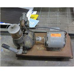 Gast Mfg Corp Vacuum Pump