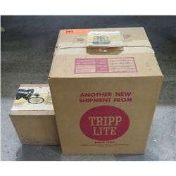 Tripp Lite Mark-1High Power Electronic Strobe Light & Rain Lites, Sealed in Box