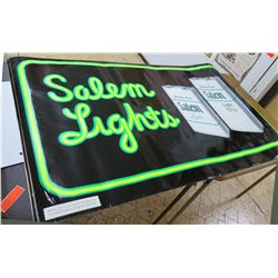 "Poster: Salem Lights Cigarettes 50""x36"""